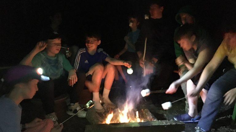 Scouts Survival Camp 2018