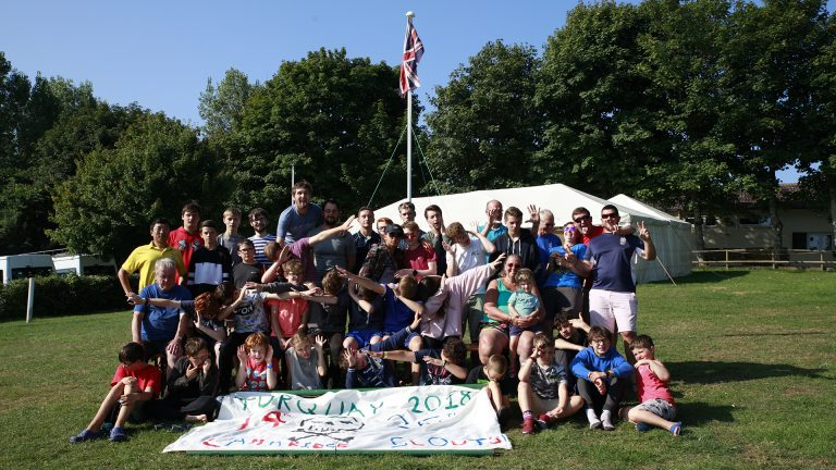 Scouts Annual Camp 2018 – Devon