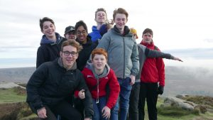 Scouts return to Peaks 2018